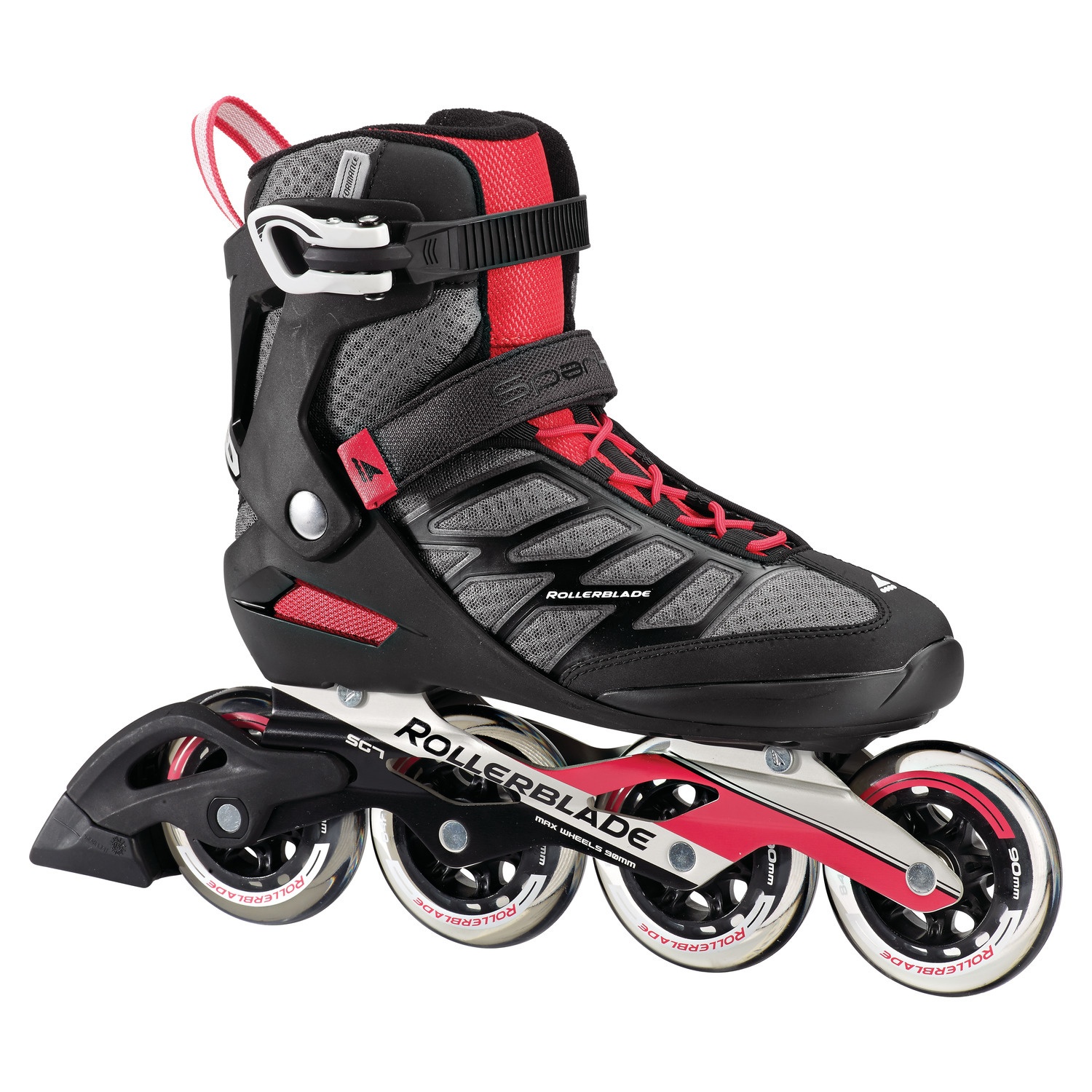 rollerblade spark 90 w quipement patins roues align es adulte intersport canada. Black Bedroom Furniture Sets. Home Design Ideas