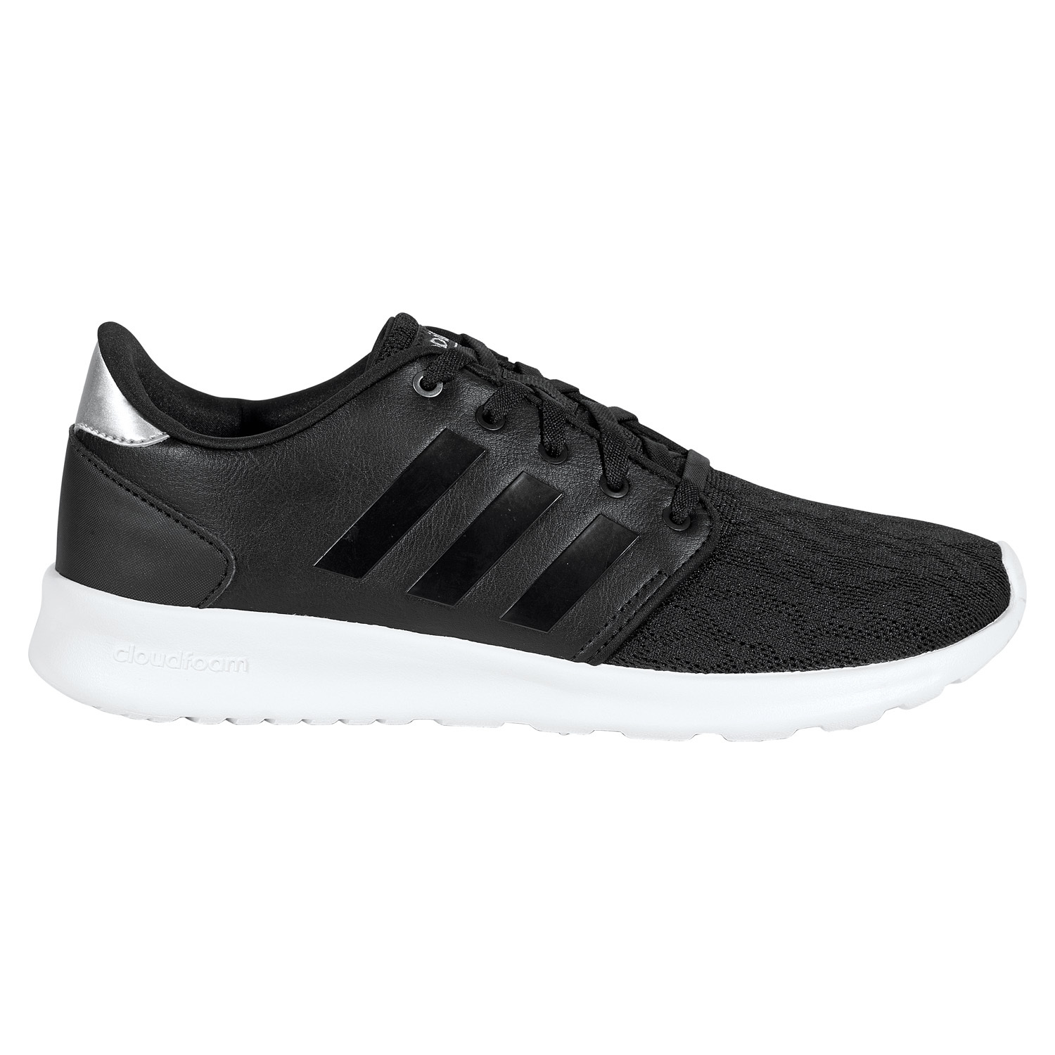 adidas cloudfoam qt racer footwear women fashion and. Black Bedroom Furniture Sets. Home Design Ideas
