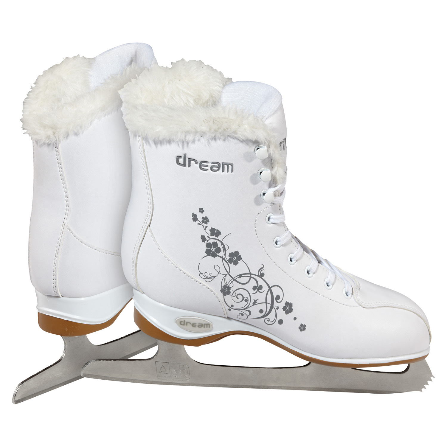 Vic dream ii quipement patins de loisirs intersport - Patin antiderapant chaussure ...
