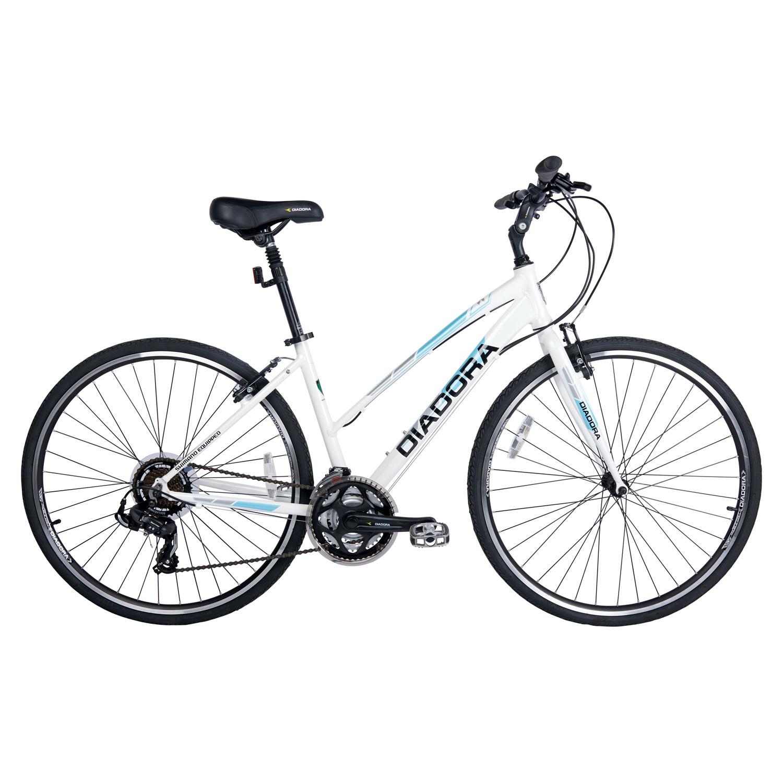 Diadora Modena W Equipment Bike Hybrid Bikes